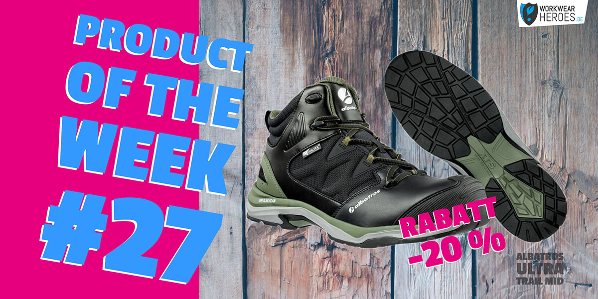 Product of the week #27: Albatros Ultra Trail Mid