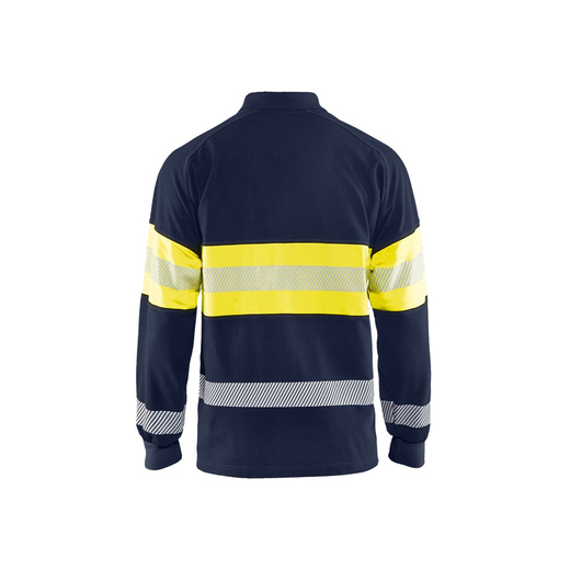 BLAKLADER Multinorm Polo Shirt dunkel