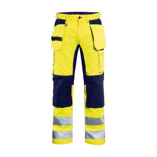BLAKLADER High Vis Bundhose mit Stretch